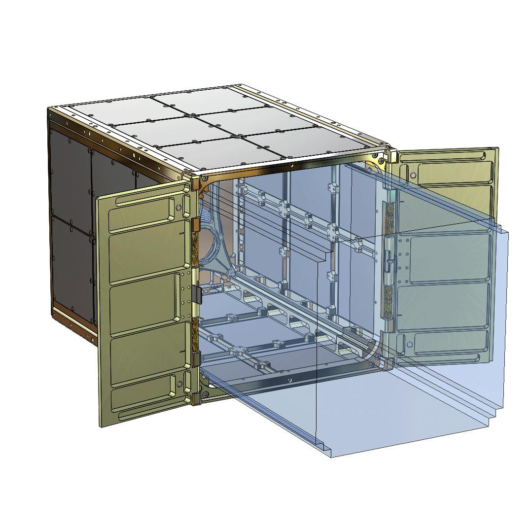 Deployer 12U – Newspace Factory